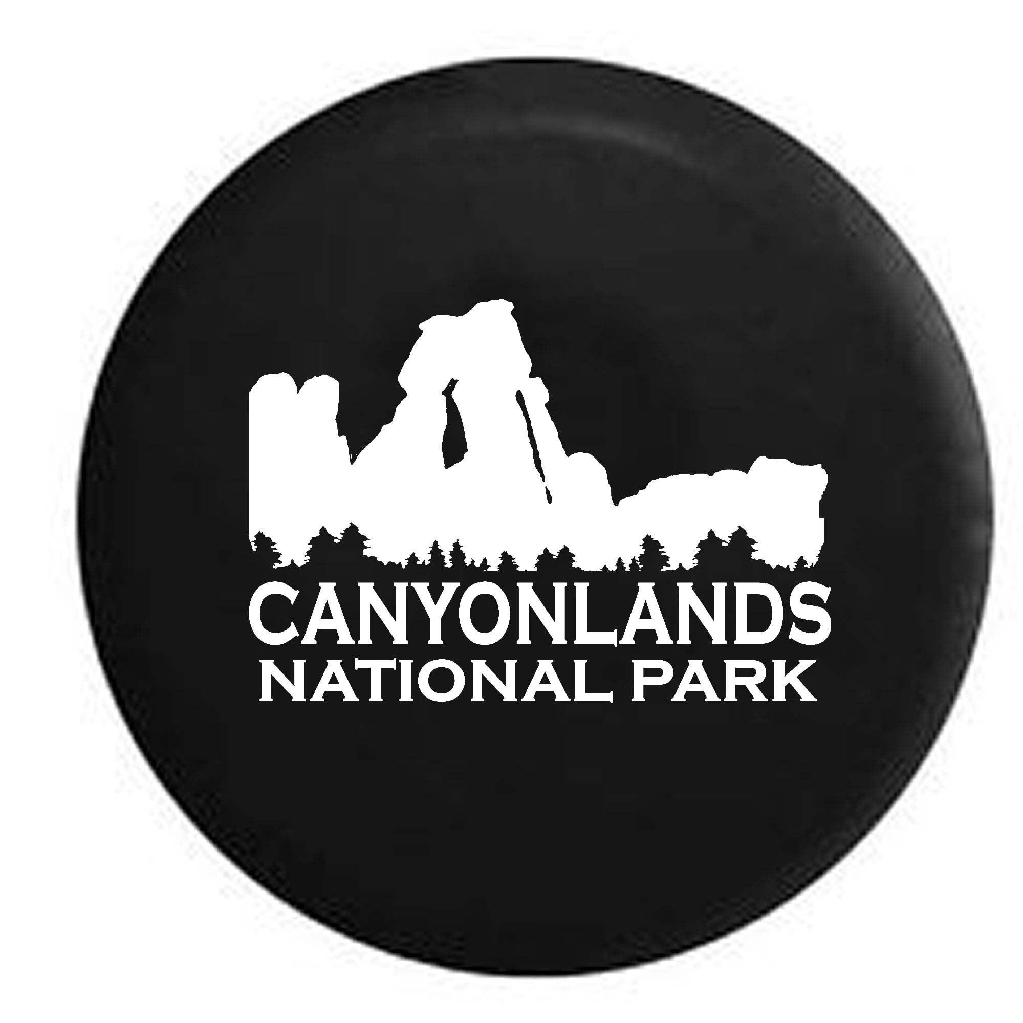 Canyonlands National Park Colorado River Trailer RV Spare...