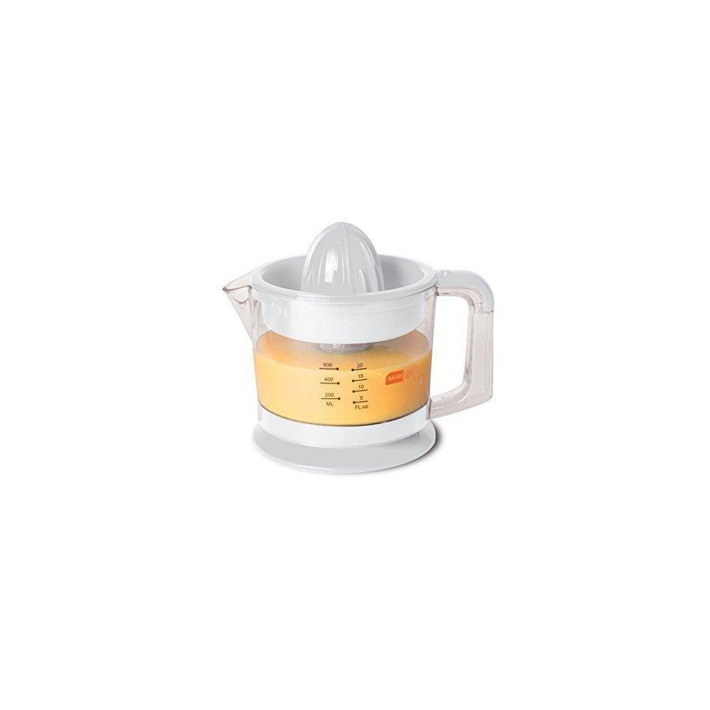 Dash Go Dual Citrus Juicer- White