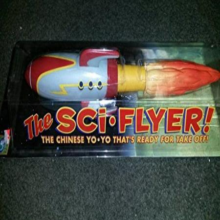 The Sci Flyer Chinese YoYo Rocket Ship Rocketship Club Earth