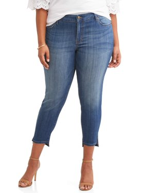 95df28a58d6 Product Image Women s Plus Size 5 Pocket Skinny Jean