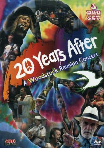 20 Years After: A Woodstock Reunion Concert by STANDING ROOM ONLY