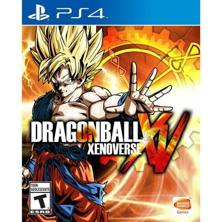 Dragon Ball Xenoverse XV, Bandai Namco, Playstation 4, Pre-Owned,