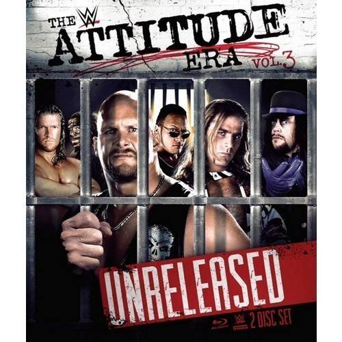 WWE: Attitude Era, Volume 3 (Blu-ray)