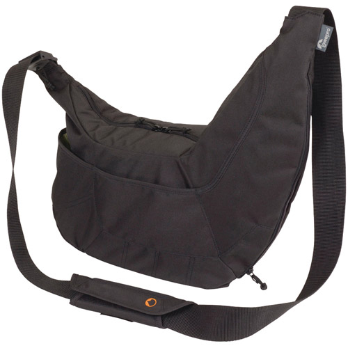 Lowepro LP36140-0EU Passport Camera Sling Bag, Black - Walmart.com