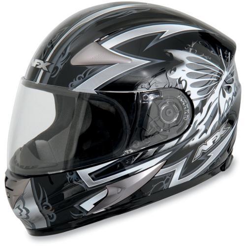 AFX FX-90 Passion Helmet Silver