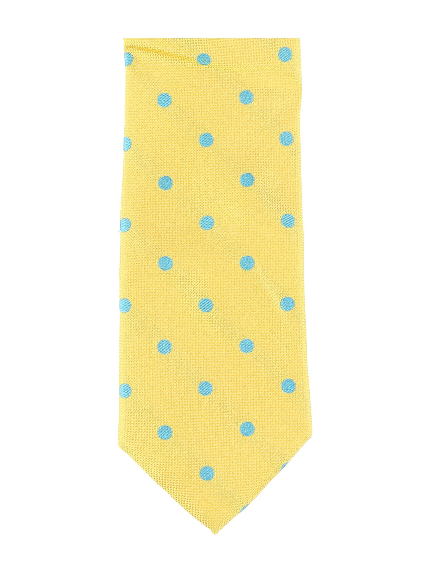 4b3cb9164 Tommy Hilfiger Mens Nelson Dot Necktie 500 One Size