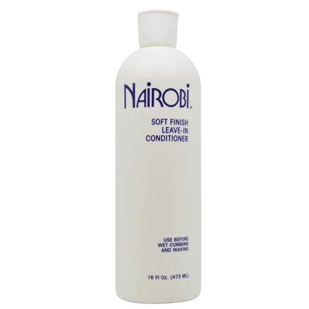 - Nairobi  Soft Finish 16-ounce Leave-in Conditioner