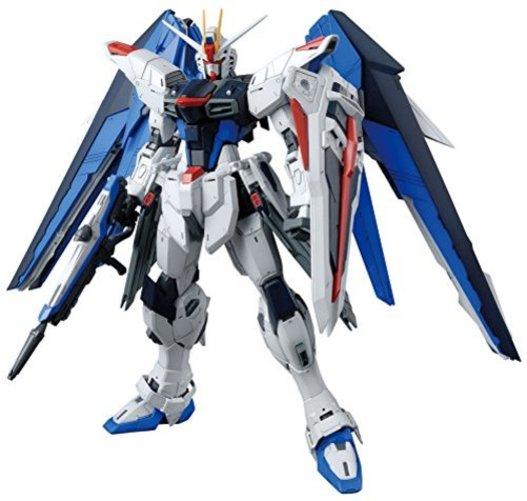 Bandai Hobby Gundam SEED Freedom Gundam Version 2.0 MG 1 100 Model Kit by Bandai Hobby