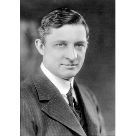 LAMINATED POSTER Engineer Willis Carrier Inventor Modern Poster Print 24 x 36