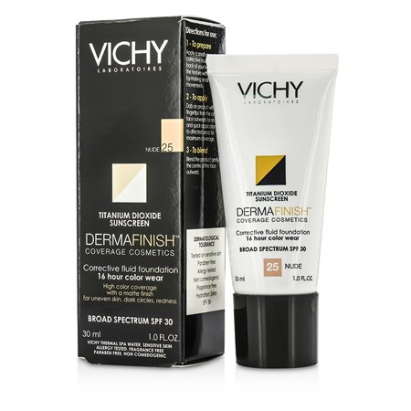 Vichy Vichy DermaFinish Corrective Fluid Foundation, 1 oz
