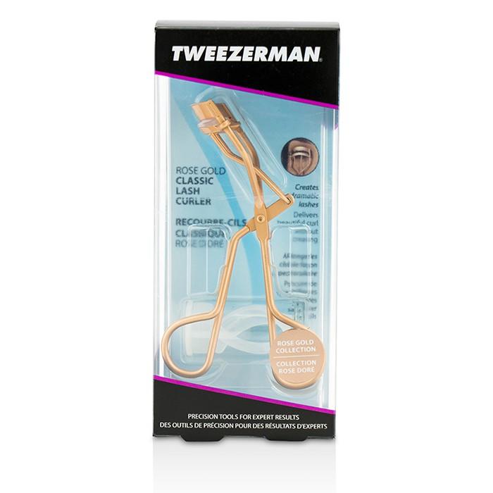 Tweezerman Classic Curler (Rose Gold Collection) - -