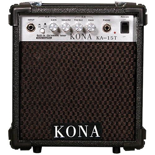Kona 10-Watt Guitar Amplifier with Tuner