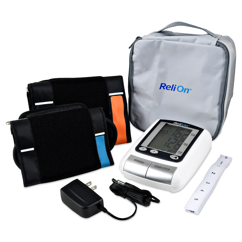 ReliOn BP300 Upper Arm Blood Pressure Monitor