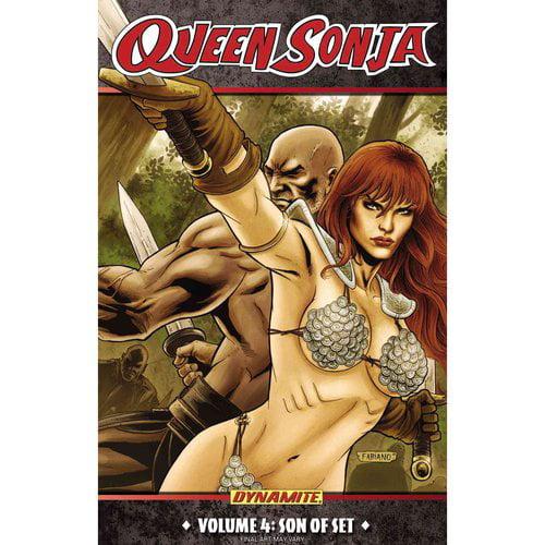 Queen Sonja 4: Son of Set