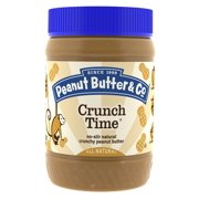 All Natural Peanut Butter & Co. Crunch Time, 16.0 OZ