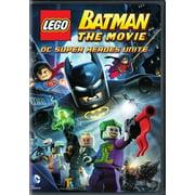 Lego Batman: The Movie DC Super Heroes Unite (DVD)