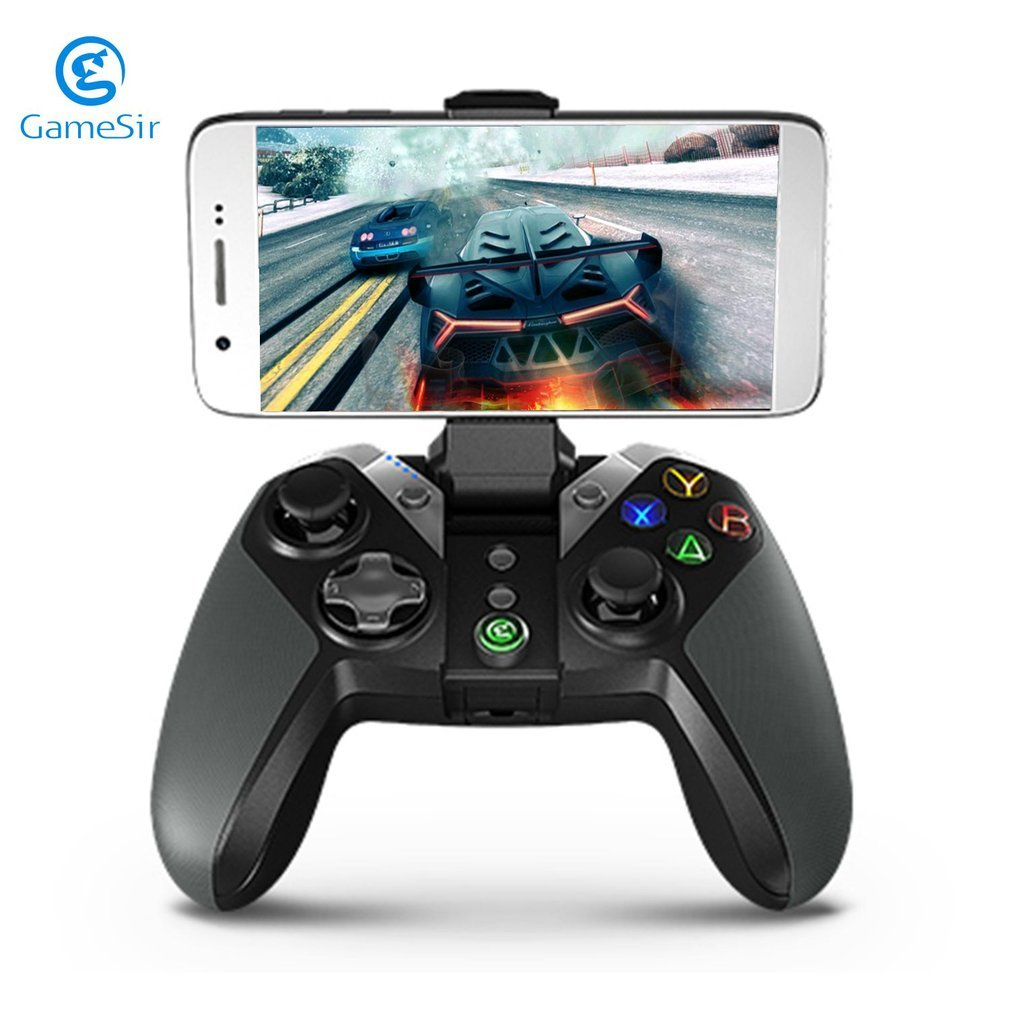 GameSir G4 Bluetooth Gamepad For Android TV BOX Phone Tablet For PC VR Games