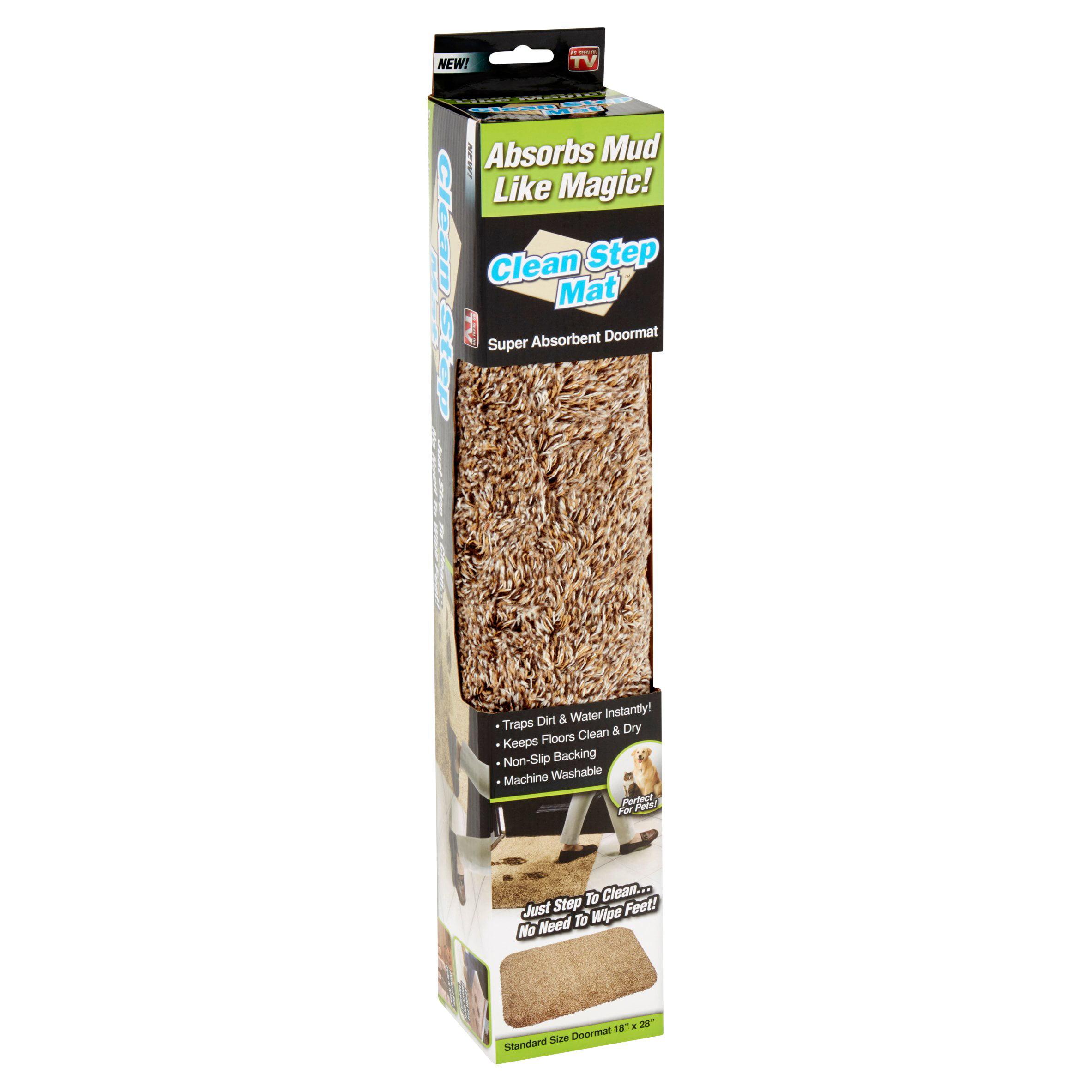 Clean Step Mat Super Absorbent Doormat Best Doormats