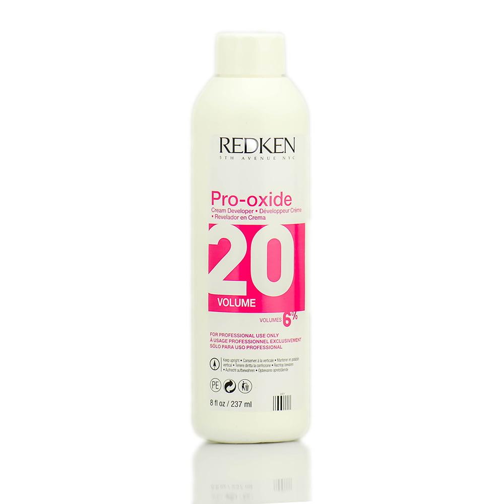 Redken Pro-Oxide Cream Developer ( 20 Volume / 8 oz)