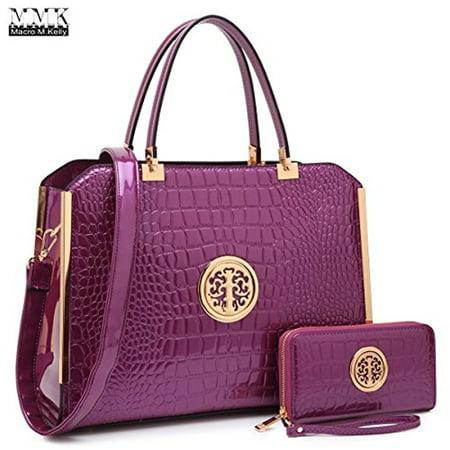 b0332b91783 Marco - MMK Collection Fashion Classic Packlock Handbag for Lady ...