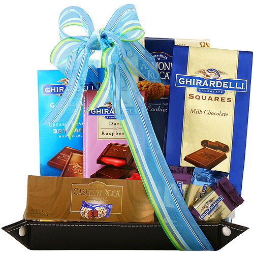 Alder Creek Ghirardelli Chocolates Mother's Day Gift Tray