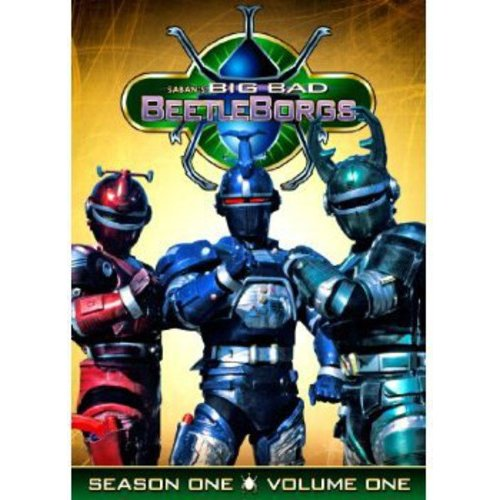 Big Bad Beetleborgs: Season One, Volume One (Full Frame)