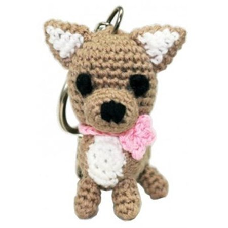 Hip Doggie DS-8KCCH Dog Star NFL Collectible Keychain - Chihuahua - image 1 de 1