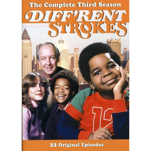 Diff'rent Strokes: The Complete Third Season (Full Frame)