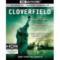 Cloverfield (4K Ultra HD + Blu-ray + Digital HD)