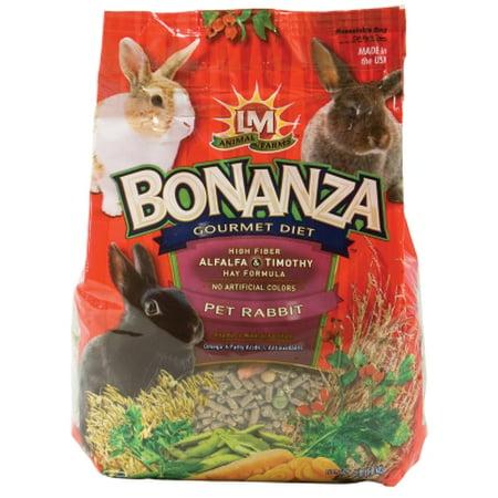 LM ANIMAL FARMS BONANZA RABBIT 4LB