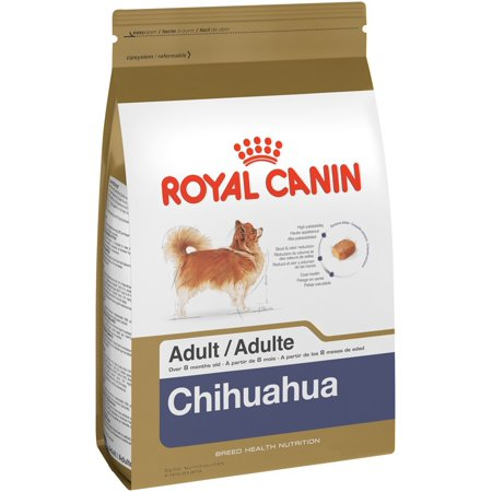 Royal Canin Chihuahua Adult Dry Dog Food, 10 lb