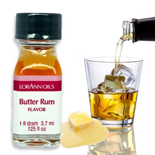Butter Rum - 2 Dram Pack - LorAnn Oils
