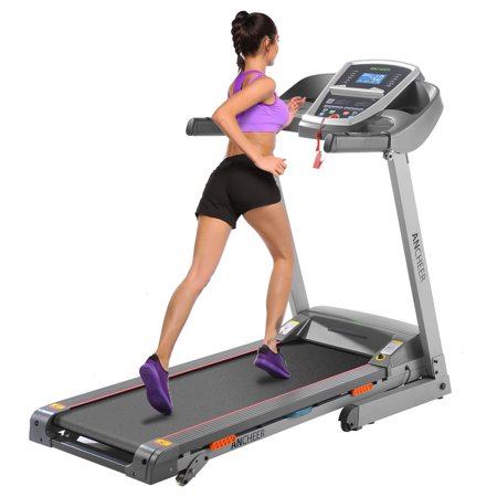 Ecobay New Electric Folding Treadmill Commercial Health Running Fitness Machine