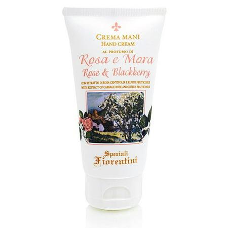 Derbe Speziali Fiorentini Rose & Blackberry Ultra Rich Hand Cream 2.5 oz