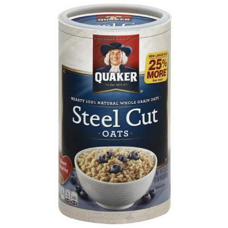 Quaker Steel Cut Oats, 30 Oz, (pack Of 2 - Walmart.com