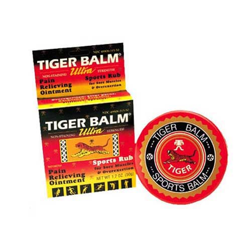 Tiger Balm Sport Rub Ultra Strength 1.70 oz