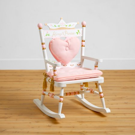 Wildkin Royal Rocking Chair - Princess Mini Rocking Chair