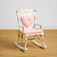 "Wildkin Royal Rocking Chair ""Princess"""
