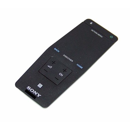 OEM Sony Remote Control Originally Shipped With: KDL-75W850C, XBR49X830C, XBR55X850C