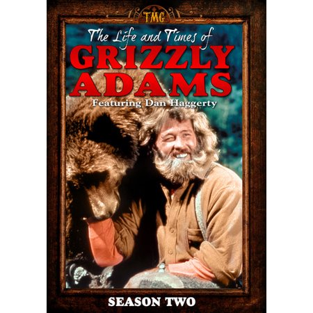 The Life and Times of Grizzly Adams: Season Two (Life And Times Of Grizzly Adams Tv Show)