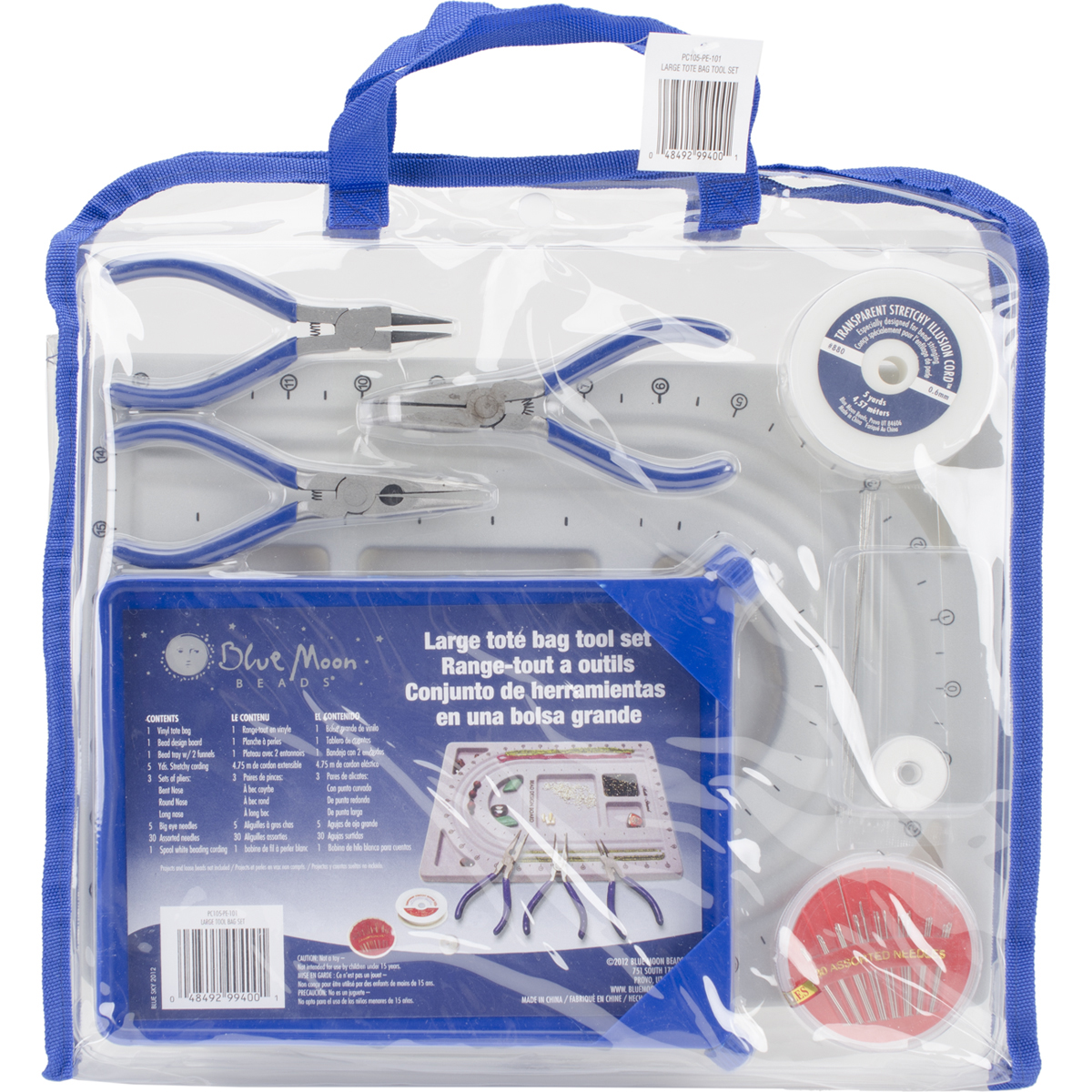 Westrim Jewelry Tool Set with Tote Bag