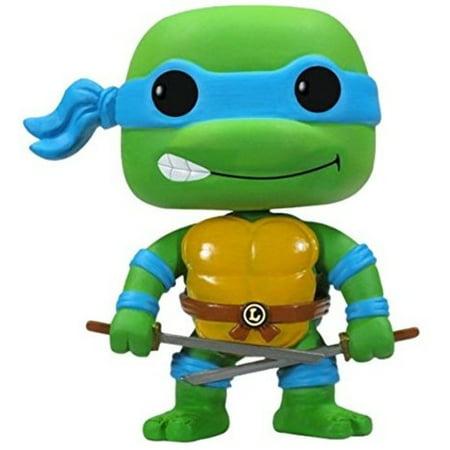 FUNKO POP! TELEVISION: TEENAGE MUTANT NINJA TURTLES - LEONARDO - Ninja Turtle Cake Pops