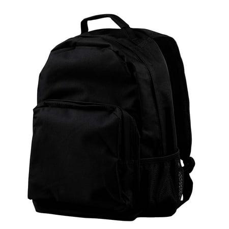 (BAGedge BE030 Commuter Backpack - Black - One Size)