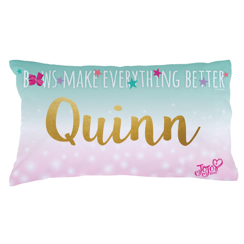 JoJo SiwaBows Make Everything Better Pillowcase