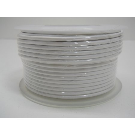100 39 white 16 gauge insulated wire for led clearance. Black Bedroom Furniture Sets. Home Design Ideas