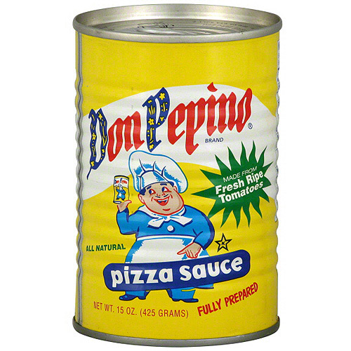 Don Pepino Pizza Sauce, 15 oz (Pack of 12)
