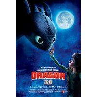 How to Train Your Dragon (2010) 11x17 Movie Poster