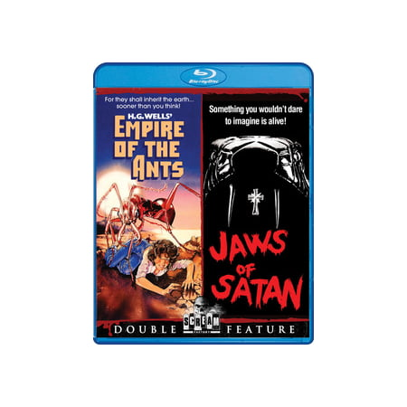 Empire of the Ants / Jaws of Satan (Blu-ray) (Jabber Jaws)