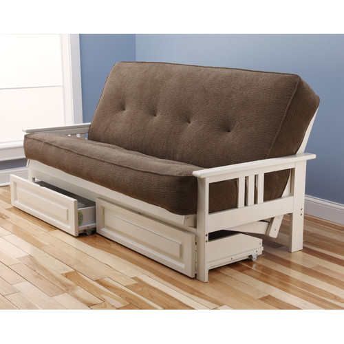 Kodiak Furniture Monterey Marmont Futon and Mattress