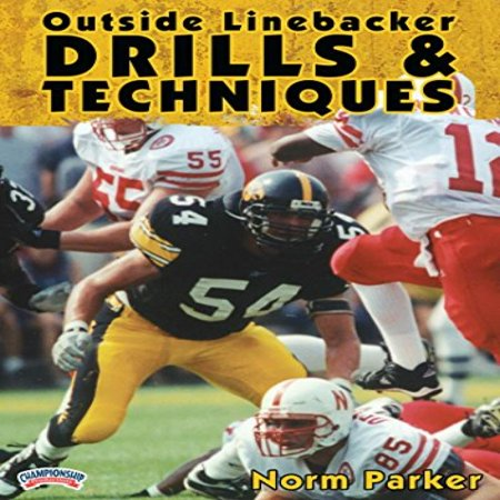 Championship Productions Norm Parker  Outside Linebacker Drills And Techniques Dvd